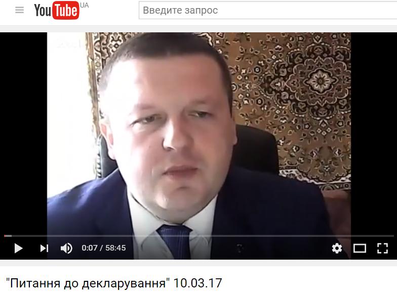 Від Романа Лихачова – відповіді на «Питання до декларування»
