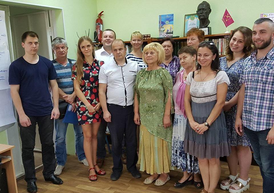 На Харківщині втілюють антикорупційні ініціативи, запропоновані громадськістю