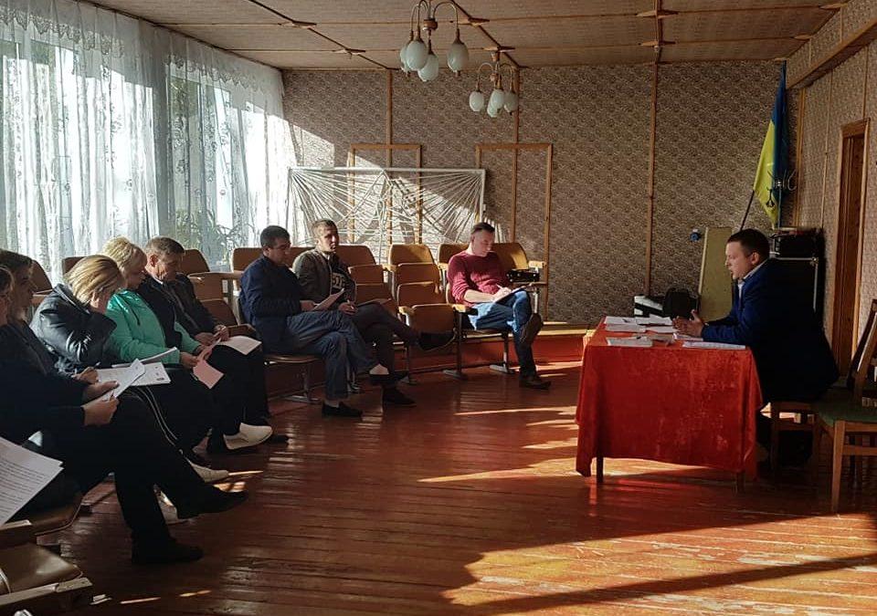 Тренінги з прозорості місцевих бюджетів розпочали в Чкаловській ОТГ