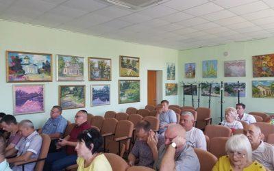 Впорядкуємо МАФи разом Експерти Реформаторської коаліції Чугуївщини