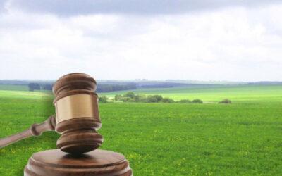 В Первомайському районі порушено кримінальне провадження за фактом самовільного використання земель