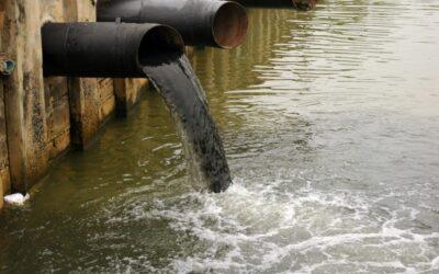 Підприємства забрудники можуть загубити річку