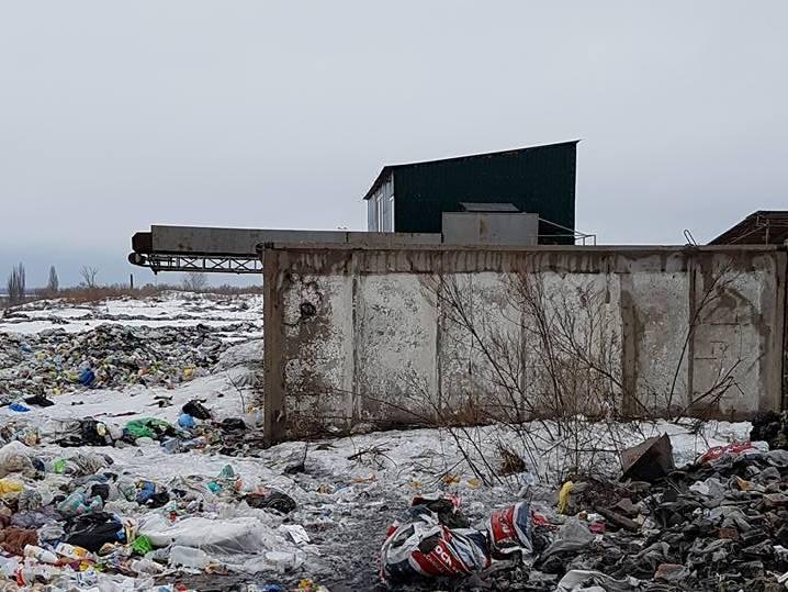 Заводик-призрак или Экологическая катастрофа надвигается на Чугуев
