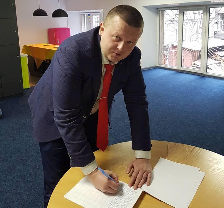 ЧПГ принята в Харьковскую реформаторскую коалицию