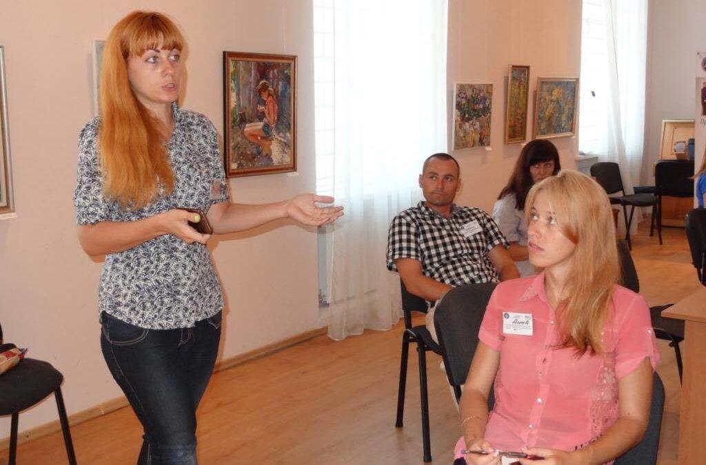 Налагоджуємо на Чугуївщині співпрацю між громадянським суспільством і місцевим самоврядуванням