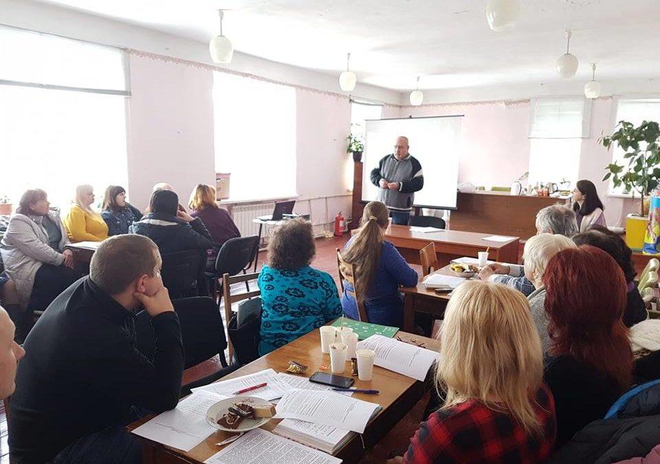 04 грудня 2019 року за підтримки Великобурлуцької селищної ради проведено круглий стіл в рамках проекту «Зміни в громаді починаються з тебе».