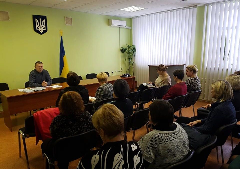 03 грудня 2019 року за підтримки Печенізької селищної ради проведено круглий стіл в рамках проекту «Зміни в громаді починаються з тебе».